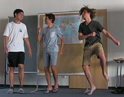 global prep camp counseler